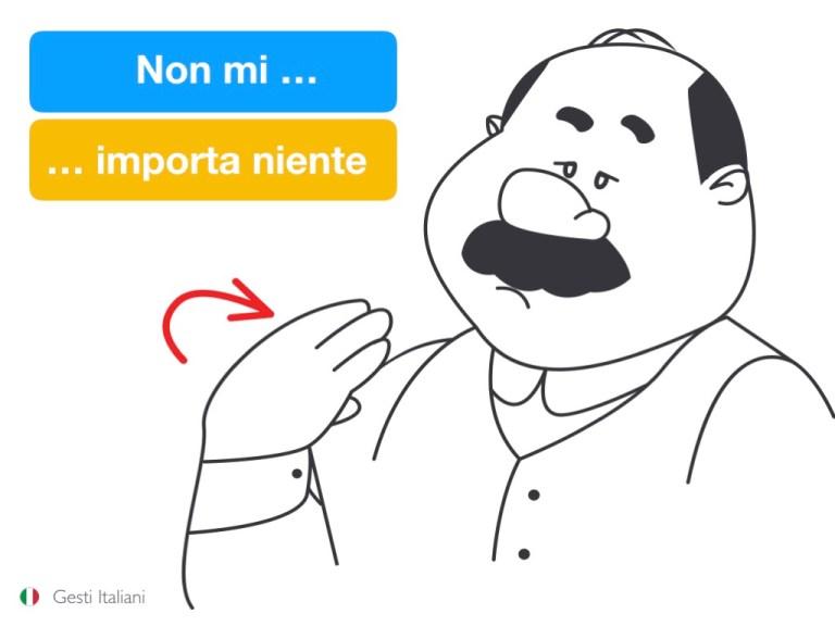 Gest Giuseppe: non mi importa