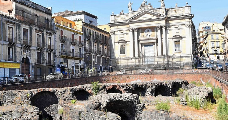 Piazza Stesicoro - Catania (IT)