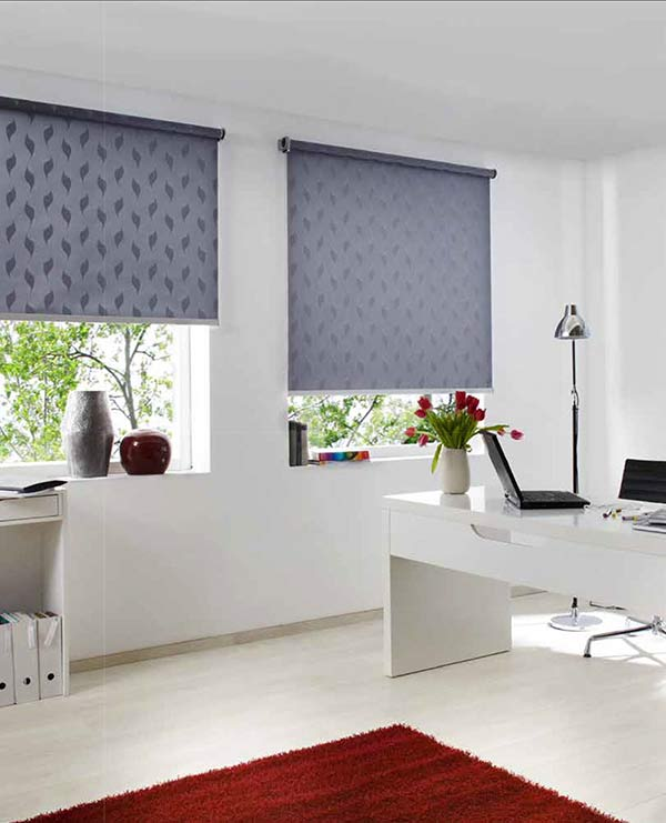 Tende a rullo fatte a mano. Roller Blind