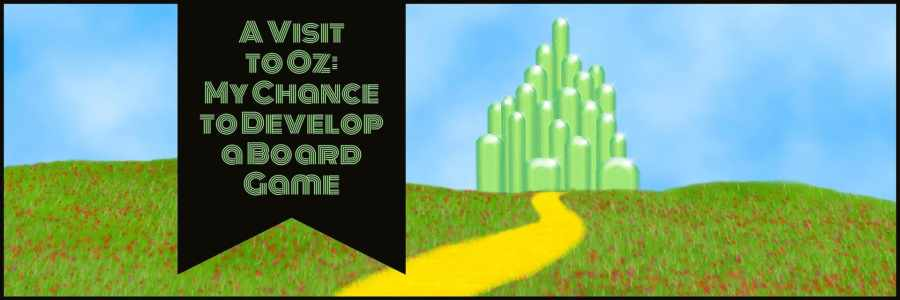 oz board game