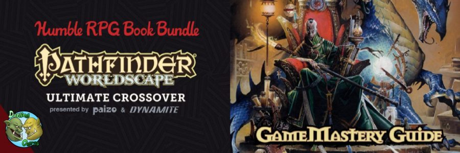 Pathfinder Worldscape Humble Bundle Offer