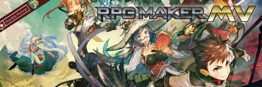 RPG Maker Humble Bundle Offer