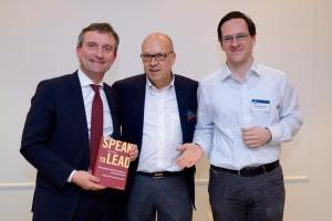 Düsseldorfer Toastmasters Speak to Lead Oberbürgermeister Geisel