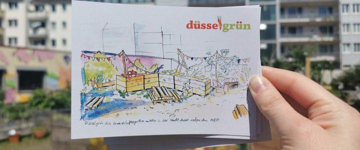 Unsere Postkarten sind fertig