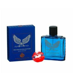 Big Eagle Collection Blue - Real Time Eau de Toilette 100 ml Herrenaparfüm EdT