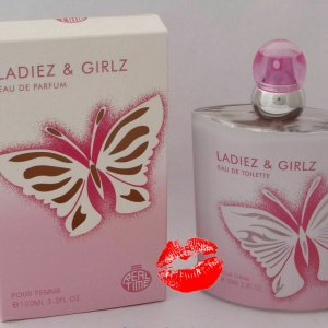 Ladiez & Girlz - Real Time Parfume Damenparfüm Eau de Parfüm 100 ml pour femme