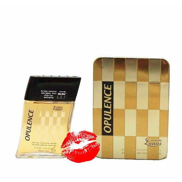 Opulence Gold Men Creation Lamis Eau de Toilette 100 ml Herrenparfüm EdT Parfume homme