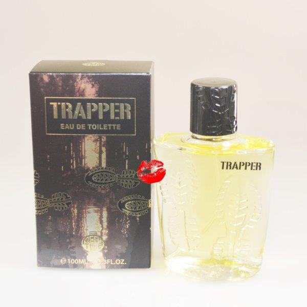 Trapper Men Real Time Eau de Toilette 100 ml Herrenparfüm EdT Parfume pour homme
