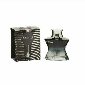 Silenzia - Real Time Parfume Eau de Toilette 100 ml Herrenparfüm EdT pour homme