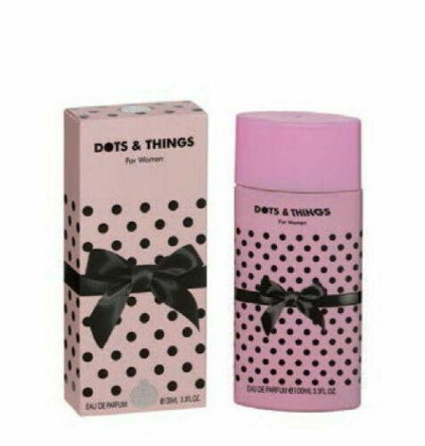 Dots & Things pink Real Parfume Time Eau de Parfüm 100 ml Damenparfüm EdP femme