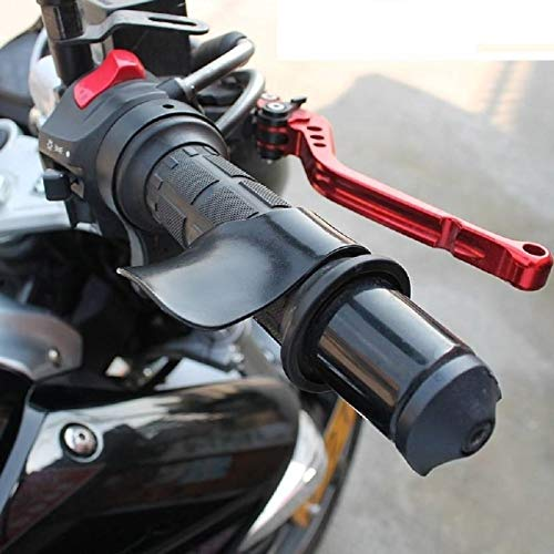 New Palm Rest Hand Rest Throttle Assistant Accelerator for All Bikes (Black)