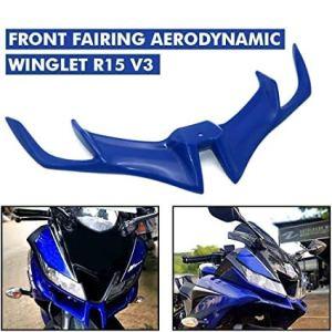 Dug Dug Winglet 2.0 for Yamaha R15 V3 Wiser CapLight Visor Cap (6)