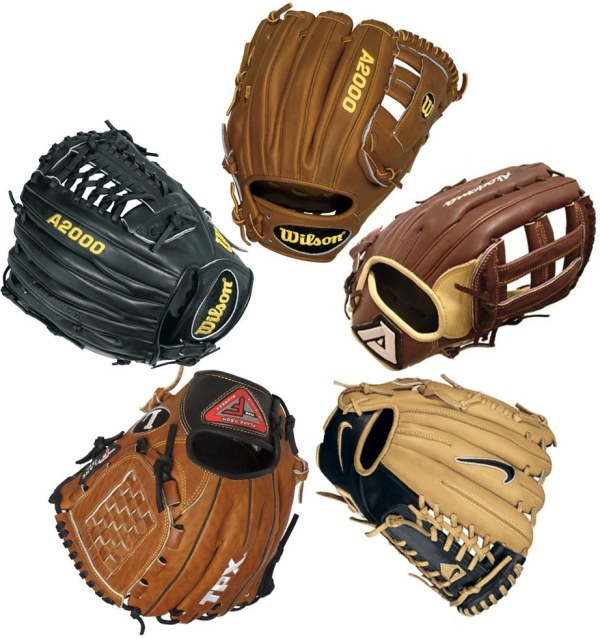 Baseball Glove Types