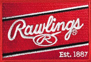 Rawlings Logo Patch