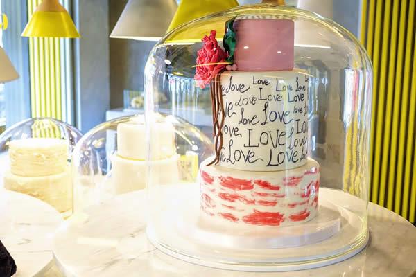 Düğün Pastalarınız Mücevher Ustalığında