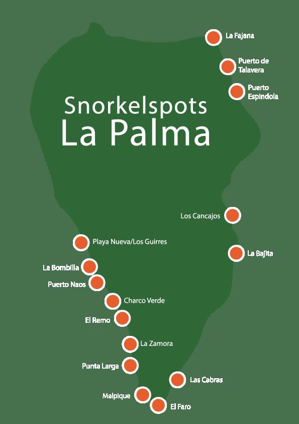 Snorkelen La Palma