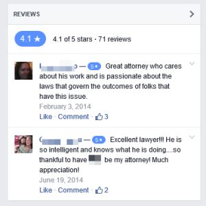 FB Review w commnets