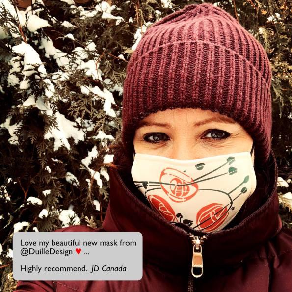 Rose Boudoir mask customer review