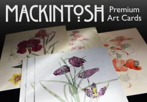 Mackintosh premium Art Cards