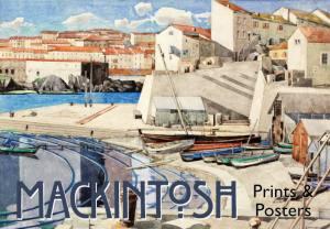 Mackintosh Prints & Posters