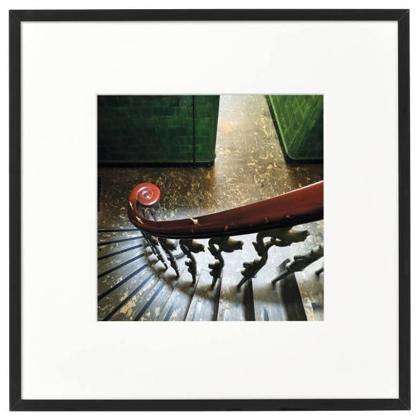A4 print framed