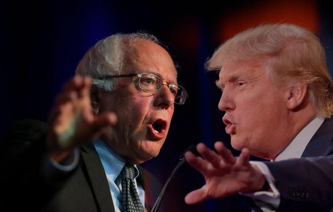 Bernie Sanders heeft de beste kansen tegen Trump