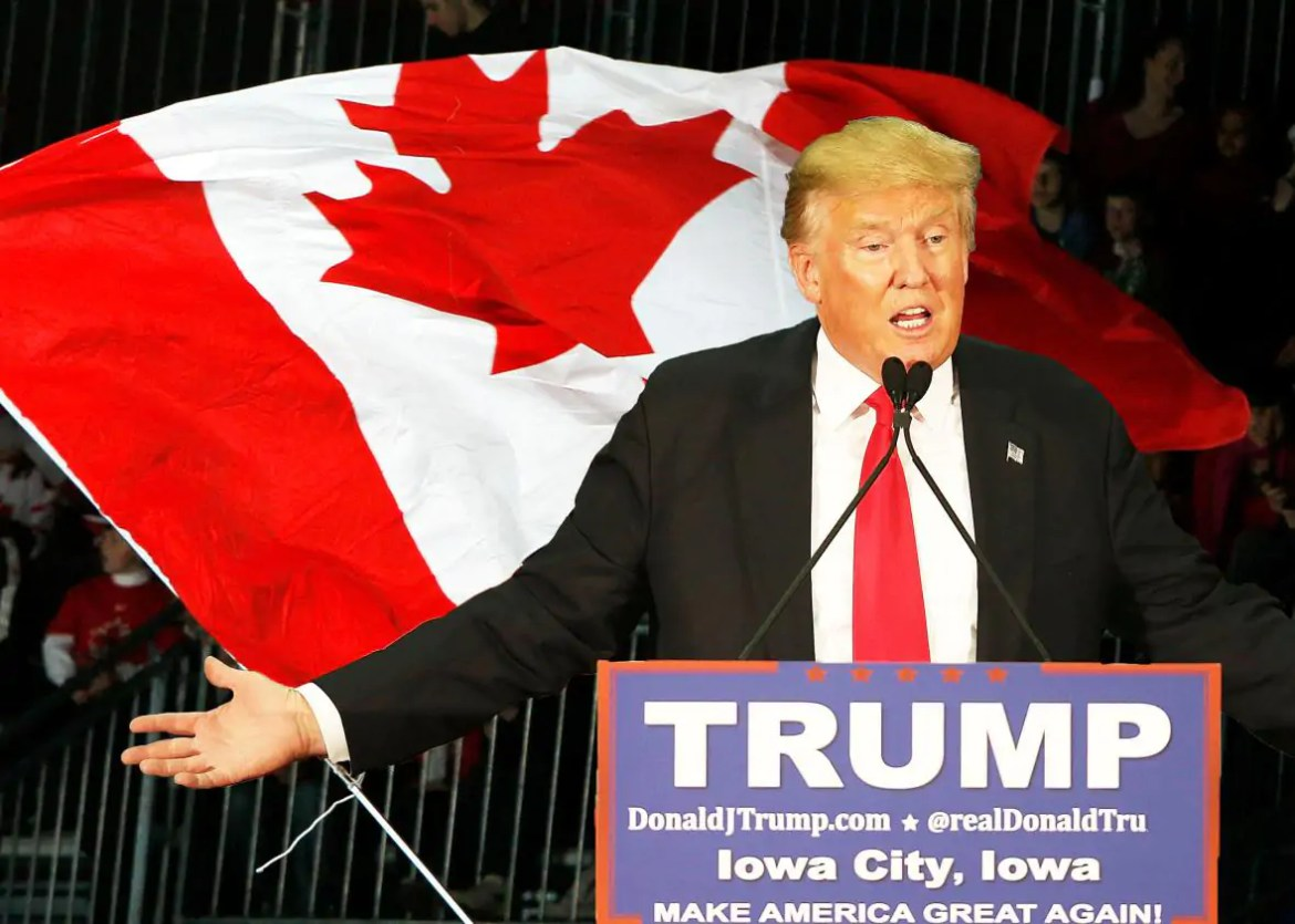 Amerikanen googelen 'How to move to Canada' na winst Trump