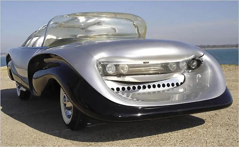 De lelijkste auto ooit?