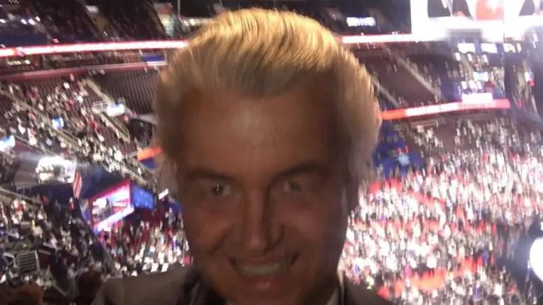 Verpest Donald Trump het voor Geert Wilders?