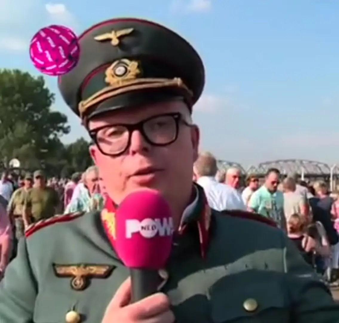Jan Roos: Hitler was links