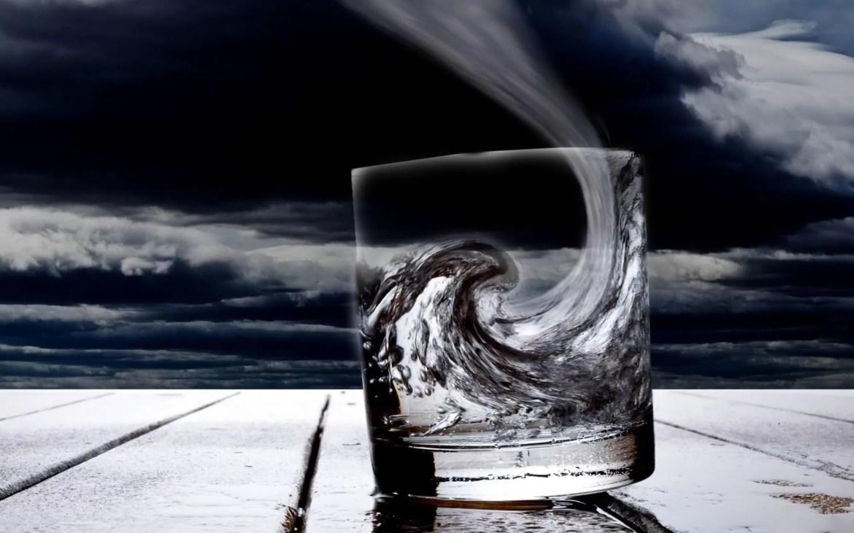 Hoe een beeldenstorm in een glas water Rutte en Buma bijna van hun sokken blies
