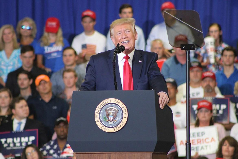 Hoe blijft Donald Trump uit de gevangenis?