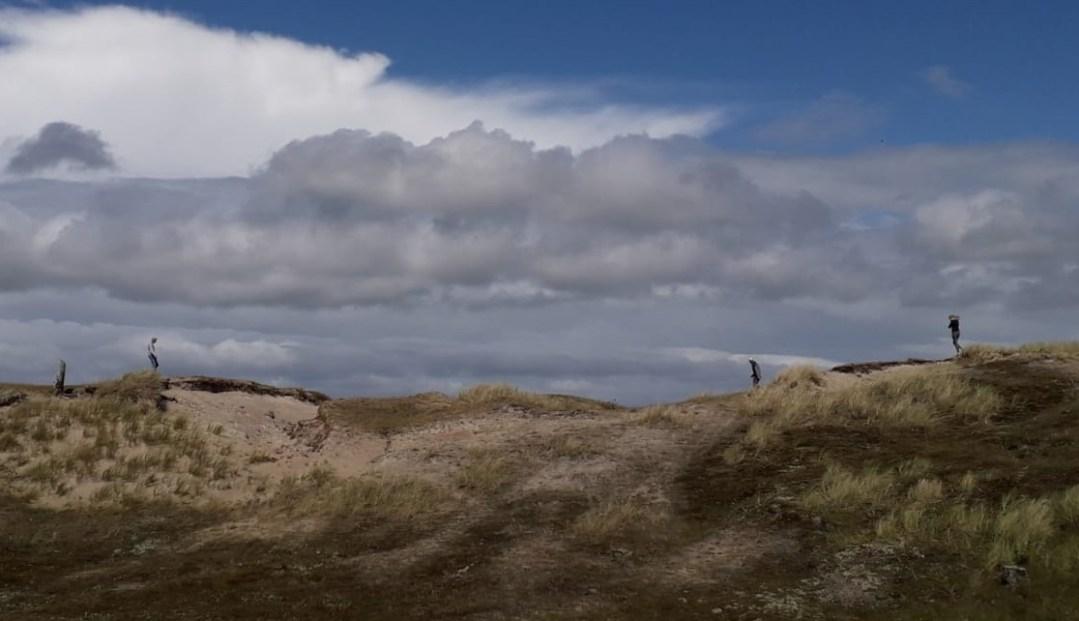 Wandelen in duinen Terschelling - Eelco van der Poel