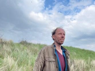 Duinconsulent Eric Wisse door Maartje de Sonnaville