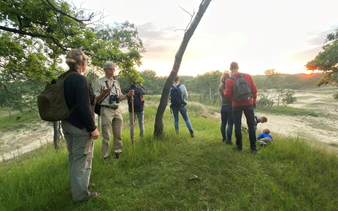 Amsterdamse Waterleidingduinen: mens en natuur VOL