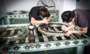 fabrication - Roues artisanales DUKE