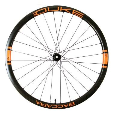DUKE Baccara 45C - Montage couleur orange