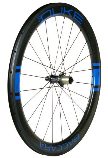 DUKE Baccara 55 bleu