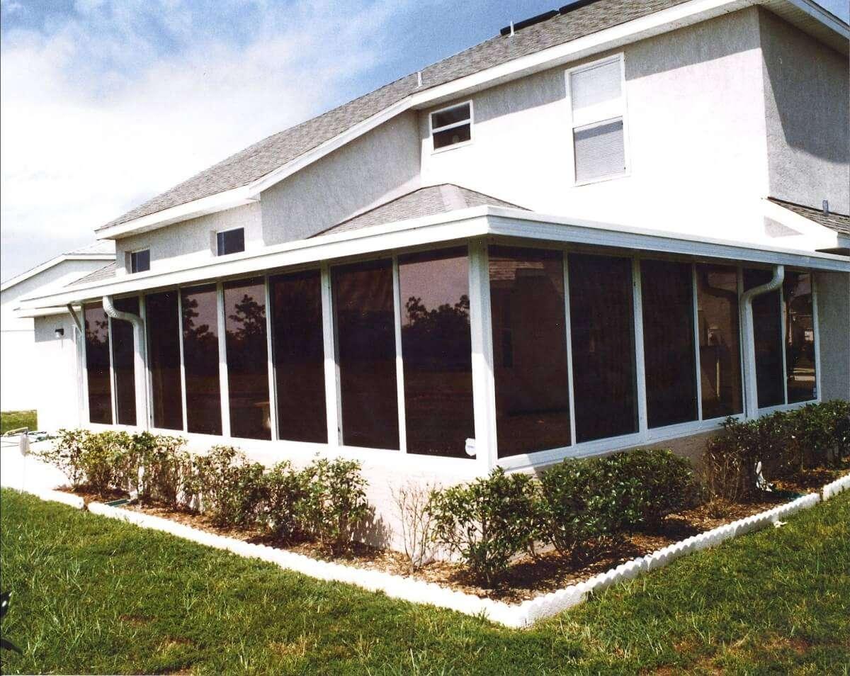 Patio Screen Enclosures - Porches and Lanais on Patio Enclosure Ideas  id=55647