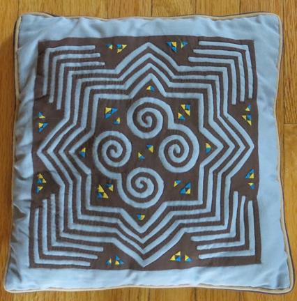 Hmong-pillow