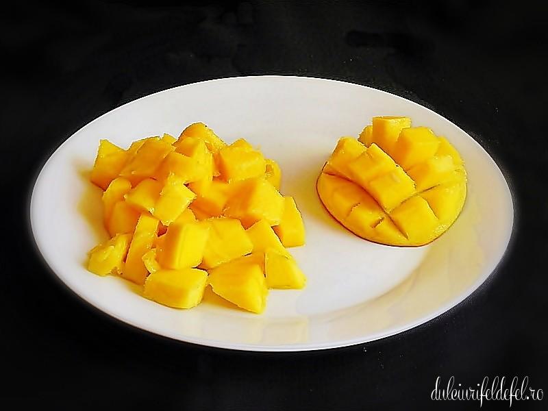 mango curatat