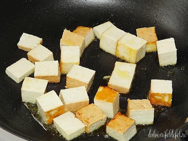 tofu prajit