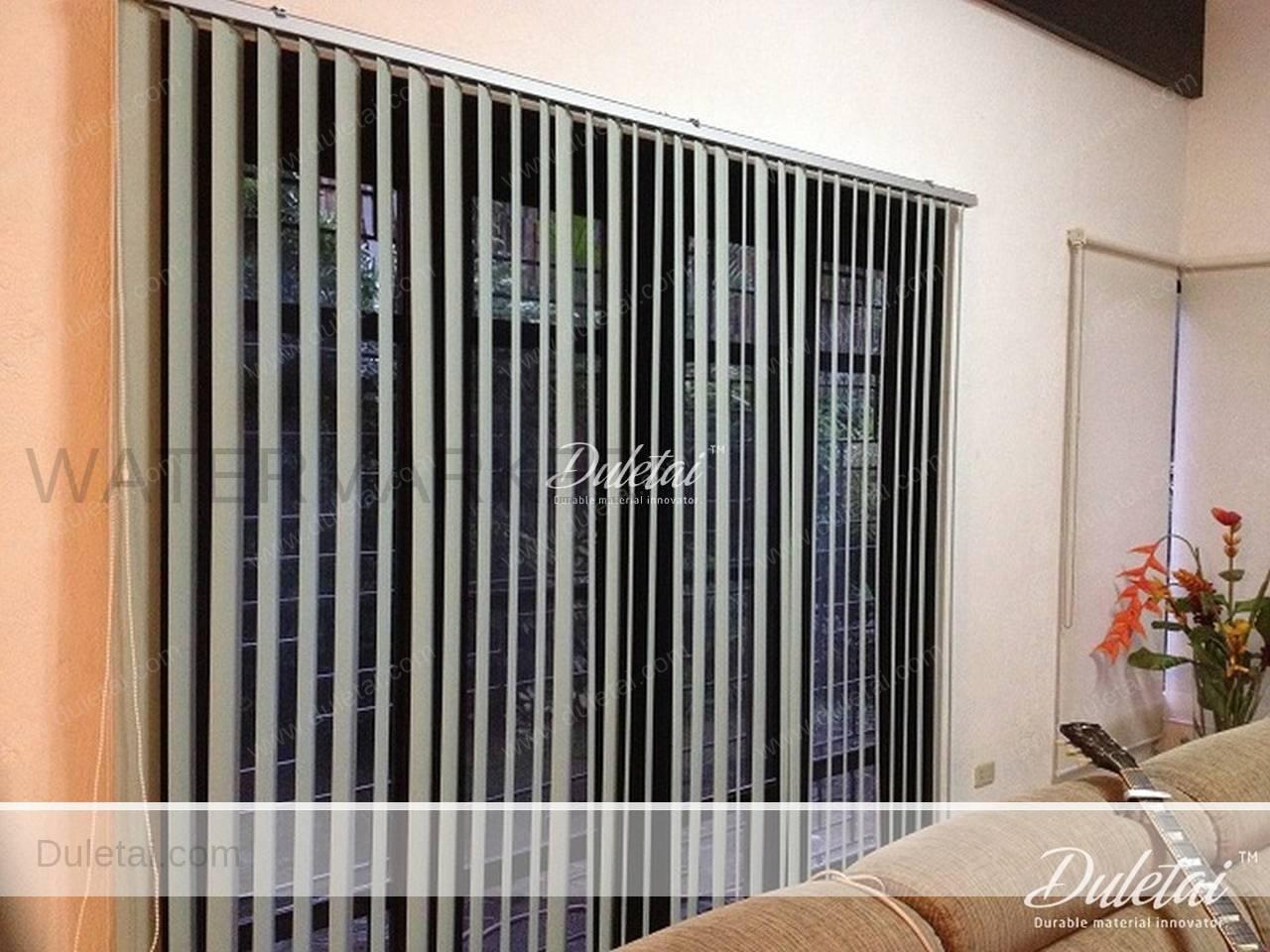 Vertical Blinds Blackout Window Curtain Fabric Manufacturer