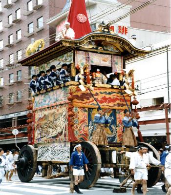Lễ hội Gion Matsuri2