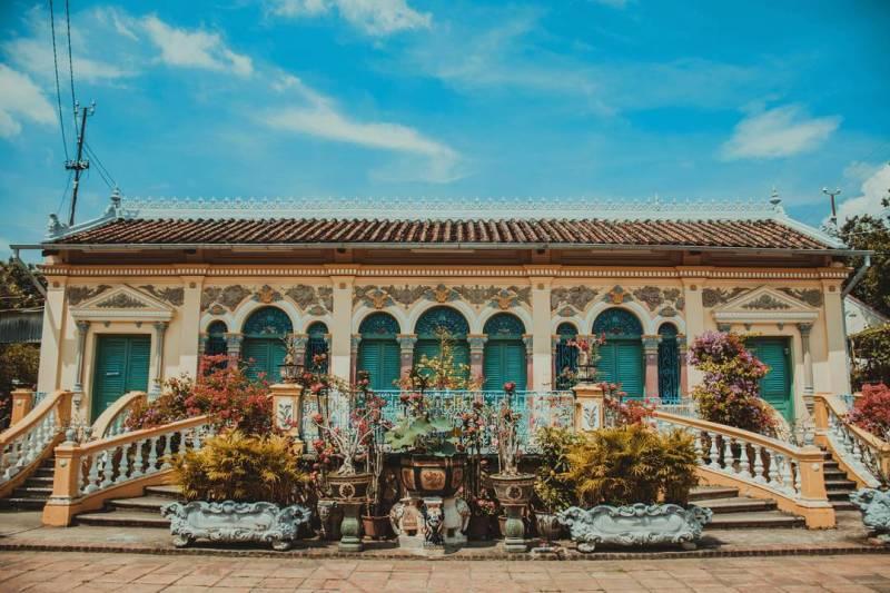 Những ngôi nhà cổ trên đất nước Việt Nam