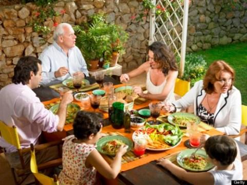 Bữa tối của người Italy