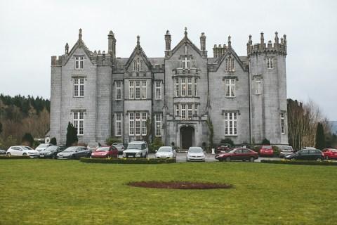 Lâu đài Kinnitty