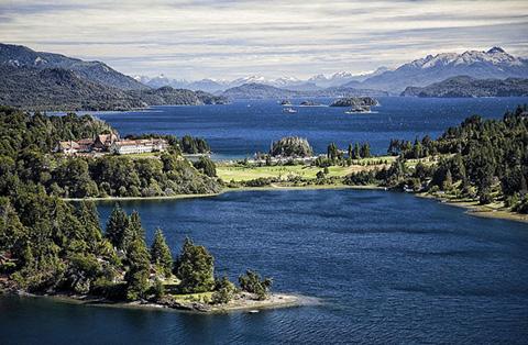 Lago Nahuel Huapi (Nahuel Huapi Lake)