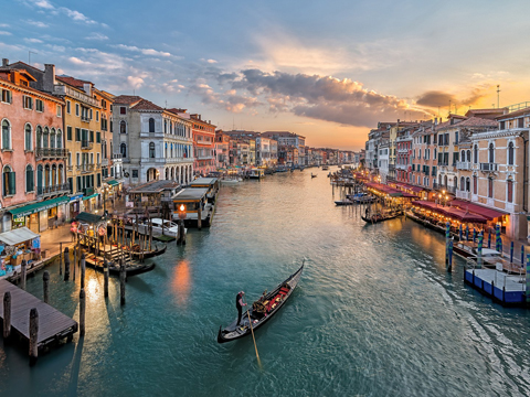 Venice của Ý