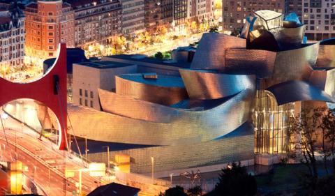 Thành phố Bilbao, Tây Ban Nha